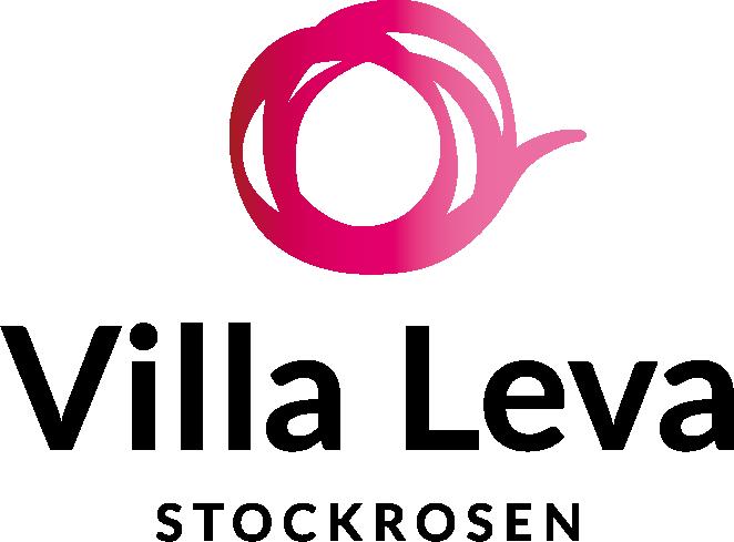 Villa Leva, Stockrosen logotyp